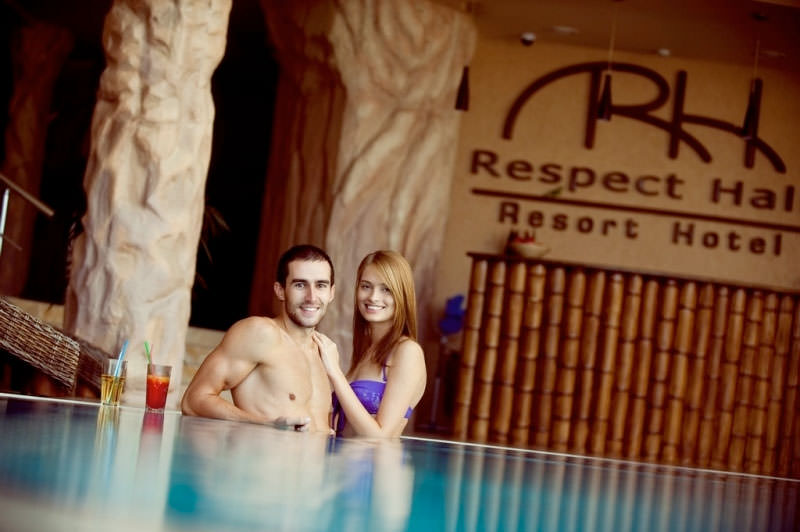 Фито-бар - Отель «Respect Hall Resort & SPA»